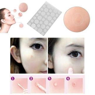 36Pcs/1 lot Get Rid Acne Patch & Skin Tags Beauty Set Remover Pimple Patch Treatment Hydrocolloid Patch Protecting Wounded Skin