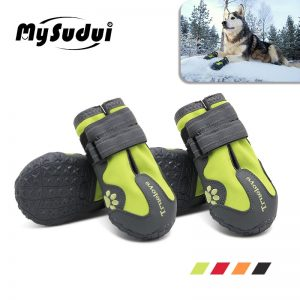 Truelove Waterproof Dog Shoes For Dogs Winter Summer Rain Snow Dog Boots Sneakers Shoes For Big Dogs Husky Outdoor Buty Dla Psa