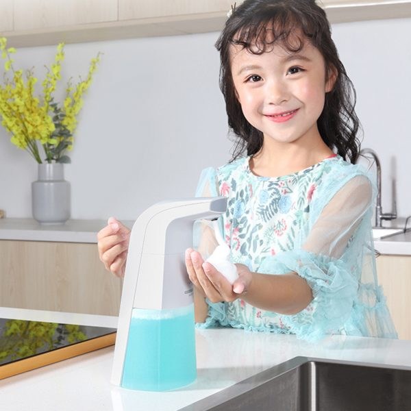 X1 Full-automatic Inducting Foaming Soap Dispenser Intelligent Infrared Sensor Touchless Liquid Foam Hand Sanitizers Washer from Xiaomi Youpin